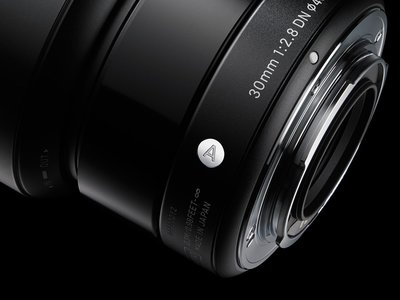 SIGMA 30mm F2.8 DN ART for sony nex M4 3 恆伸 貨