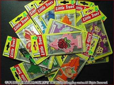 [奇寧寶YH館] 280017-04 LittleTrees 美國小樹香片 (10送1) / 汽車芳香劑 香罐 飄香瓶