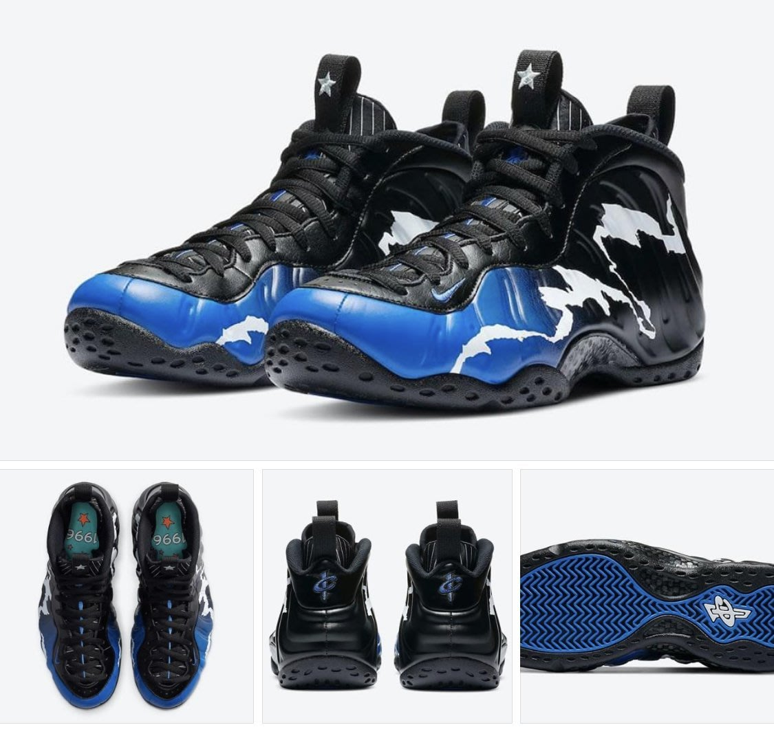 Nike Air Foamposite One Tianjin Shoes