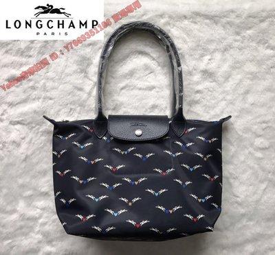 法國代購 Longchamp 全新正品 2605 天馬行空 長柄中號 單肩包 手提包 側背包 休閒包 防水 女生必備