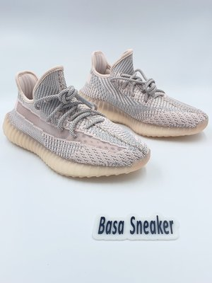 【Basa Sneaker】Adidas YEEZY BOOST 350 V2 SYNTH 亞洲限定 FV5578 粉灰
