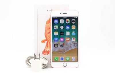 【高雄青蘋果3C】APPLE IPHONE 6S PLUS 128G 128GB 玫瑰金 5.5吋 二手手機#46423
