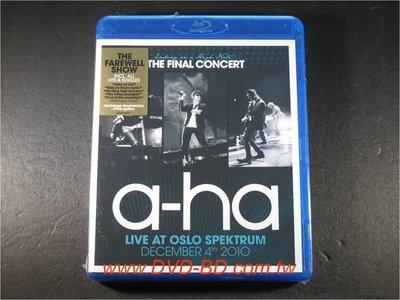 [藍光BD] - A-HA合唱團 告別演唱會現場特輯 Ending On A High Note The Final Concert