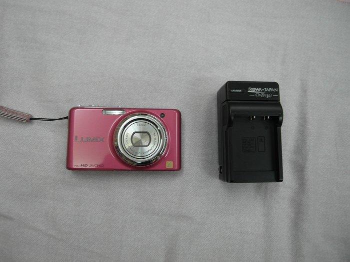 浪漫滿屋 國際牌panasonic Lumix數位相機(DMC-FX78GT)公司貨
