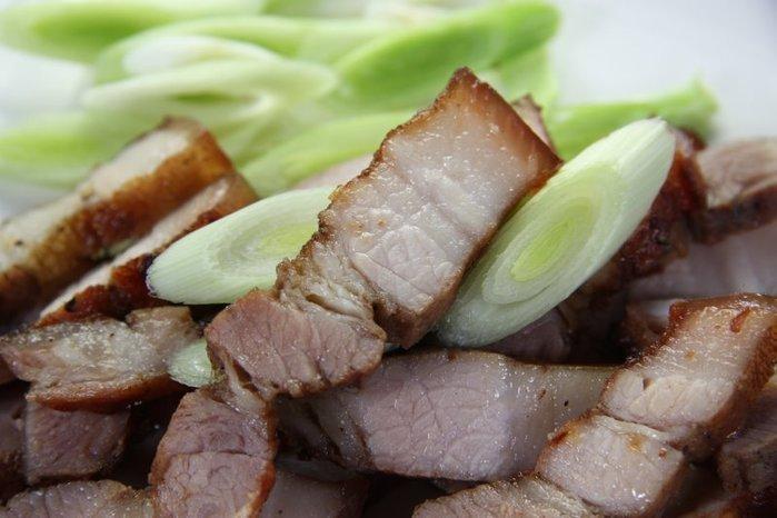 【年菜系列 】黑胡椒蒜味鹹豬肉 / 約325g±10%~滋味芬芳~鹹香四溢~吃出傳統新風味