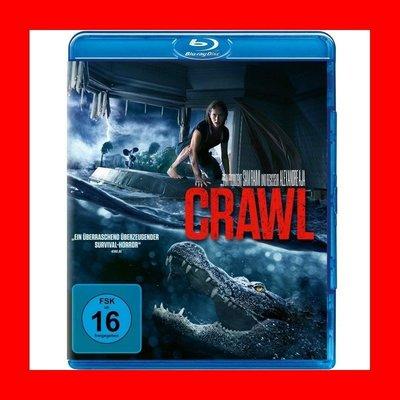 【BD藍光】鱷魔BD+DVD雙碟限定版(BD台灣繁中字幕) Crawl