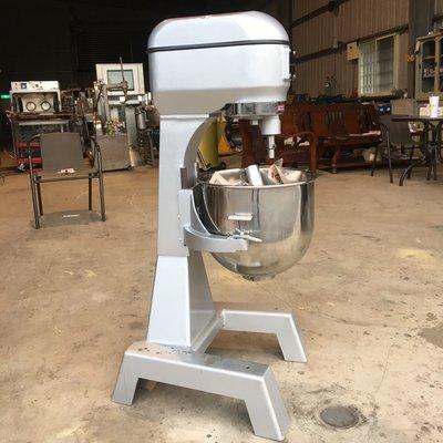 高雄食品機械倉庫 賀冠一貫 20公升攪拌機 高腳
