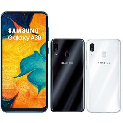 福利品 三星Samsung Galaxy A30 32G雙卡雙待 (空機送鋼化膜)1600萬照相 6.4吋螢幕