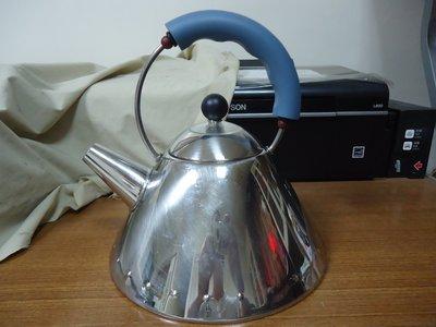 ALESSI鳥鳴壺2. 義大利製原裝 內外乾淨 很新 台北市