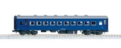 [玩具共和國] KATO 1-552 (HO)スハフ42 ブルー 改装形