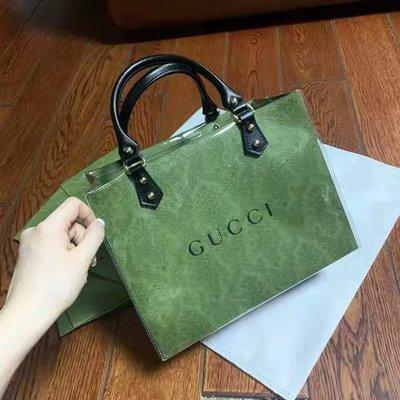 大牌紙袋改造DIY材料包 ( 含紙袋 )  GUCCI 紙袋包 名牌包 包包 手提袋 名牌紙袋包