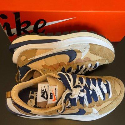 Sacai x Nike VaporWaffle Sesame 芝麻 卡其 DD1875-200