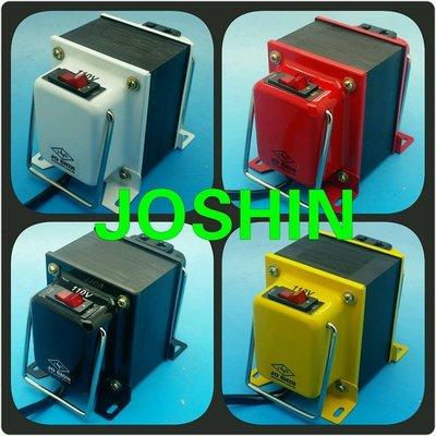 附發票~暢銷日本電器 吹風機 咖啡機 專用降壓器 110V降100V 1500W 矽鋼片H18 0.35mm