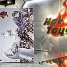 已可取貨 付全數訂單 Hottoys Hot toys Spider-Man Negative Suit VGM36 mms SpiderMan 黑白蜘蛛俠