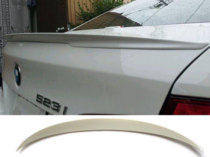BMW 寶馬5系列 F10 F10M5 四門 11-15 適用 P款 ABS尾翼 後擾流板 噴漆件 TS-27927