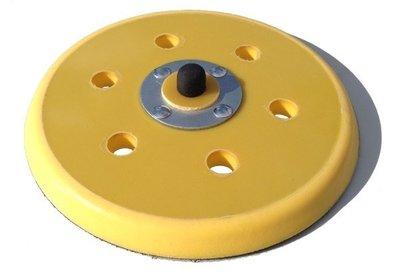 愛車美*~6吋 Dual Action Flexible Backing Plate 6吋魔鬼氈黏扣盤