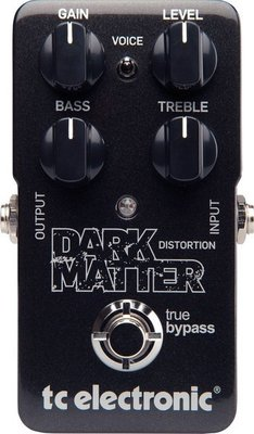 ☆ 唐尼樂器︵☆ TC Electronic Dark Matter Distortion 單顆 效果器