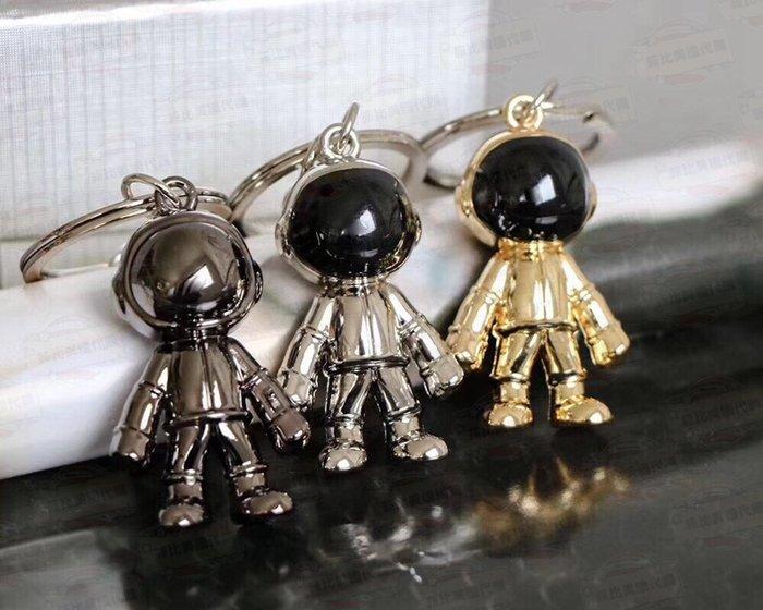 【菲比代購&歐美精品代購專家】agnes b. 太空人鑰匙圈 掛飾 Captsin love 合金材質 附盒裝 三色