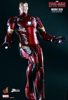 全新未開封 Hottoys Powerpose PPS003 Mark 46 XLVI Spiderman Iron Man 鐵甲奇俠 Endgame