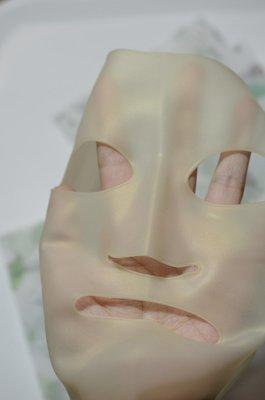 現貨  3D矽膠面膜罩神器  敷面膜的好幫手