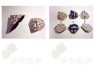 小蒼手作 弱視眼罩 立體全罩式 純棉布材質 台灣手工製造 協助校正弱視 斜視