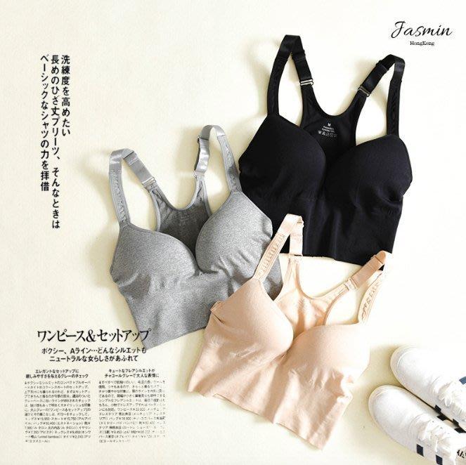 日本單~舒適穿戴 3D立體模杯托胸减震 無鋼圈 運動內衣J6007  米蘭風情