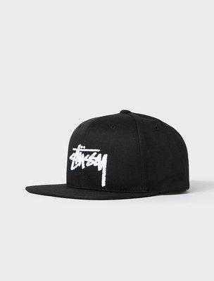 ☆AirRoom☆【現貨】STUSSY STOCK FA16 CAP 棒帽 黑 紅 後扣 可調 131610