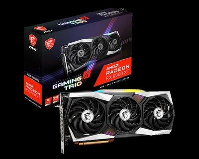 微星 Radeon RX6900XT GAMING X TRIO 16G +華碩 TUF Z490-PLUS GAMIN