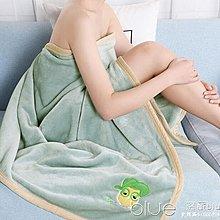 小毛毯被子珊瑚絨加厚毯子辦公室午睡毯空調單人薄款  居家精品