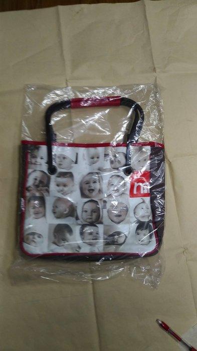庫存商品出清 寶寶圖案手提袋 手提包