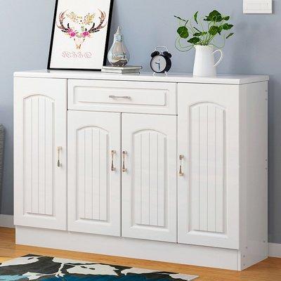 歐式門口鞋柜收納柜簡約現代門廳柜鞋架簡易家用玄關柜隔斷小柜子