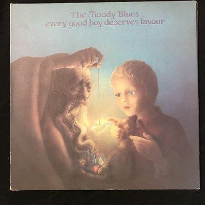[美版首刻黑膠 ] The Moody Blues – Every Good Boy Deserves Favour