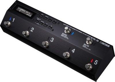 ☆ 唐尼樂器︵☆ BOSS ES-5 Switching System 效果器 切換器 ES-5