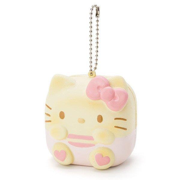 日本三麗鷗吉祥物擠壓玩偶吊飾