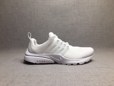 ZAKO本鋪 Nike Air Presto Blackout 全白 透氣 848132-100 魚骨 跑步鞋 運動