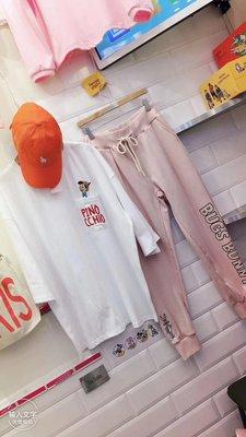 【預購】【韓國代購】韓國BUGS BUNNY兔寶寶休閒運動褲