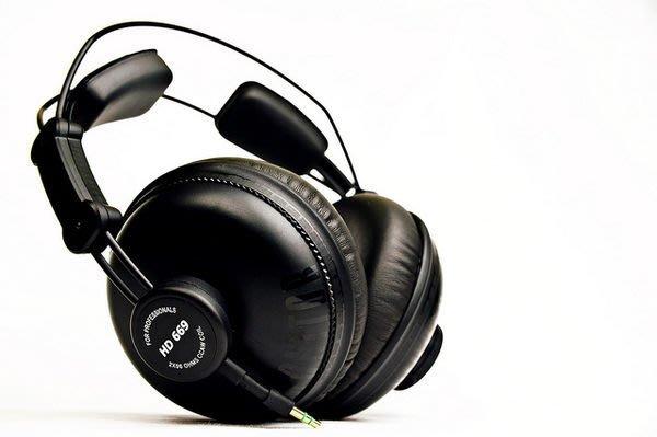 特價 視聽影訊 附收納袋 Superlux HD669  大耳罩密閉監聽耳機 公司貨保固一年 另有 sj55 zx600