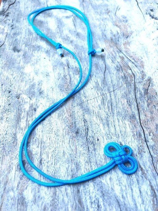 【加購 綬帶結加長+活動拉繩20元】 吉祥袋要加長作成項鍊【鹿府文創E11002】