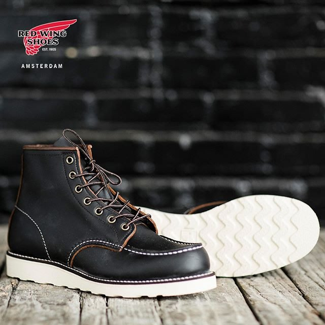 《FOS》2019秋冬新款 RED WING 8849 美製 手工 靴子 復古 潮流 木村 貝克漢 型男 新款 熱銷