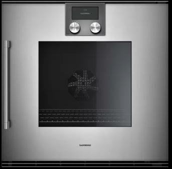 唯鼎國際【德國GAGGENAU】BOP 240 111 / 241 111崁入式電烤箱(金屬色) 200 系列