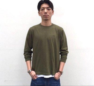 ☆AirRoom☆【現貨】WTAPS HELLWEEK CREW NECK/SWEATSHIRT 大學T 綠 灰
