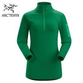 丹大戶外【Arc'teryx】始祖鳥 50131011273EJ  女保暖衣 祖母綠