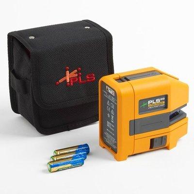 PLS6G 4點 綠光 垂直儀 水平儀 墨線 全新品 保固一年 【艾世達測量儀器網】