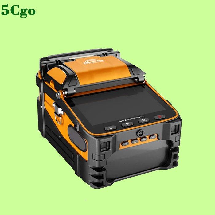 5Cgo【含稅】高精密灼識S9幹線光纖熔接機/熔纖機/熱熔機全自動跳線光纜皮線熔接5秒熔接t603633724925