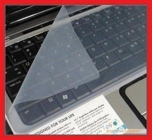 【妞妞♥3C】筆記型電腦 筆電 通用型 鍵盤 保護膜 矽膠材質ASUS ACER SONY VAIO Lenovo HP 14吋