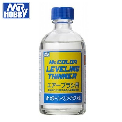 【鋼普拉】現貨 MR.COLOR THINNER GUNZE 郡氏 油性漆溶劑 高亮度 稀釋劑 T106 110ml