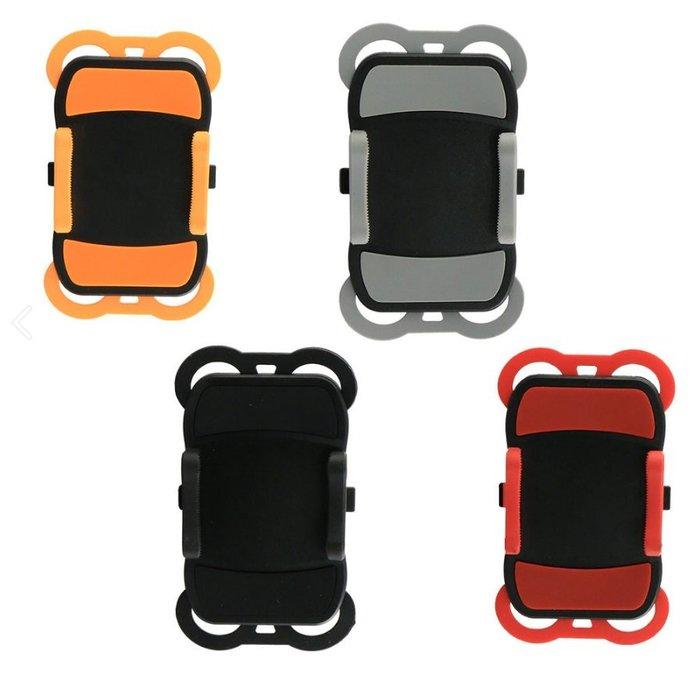 四腳固定手機支架 配件 手機支架 安全卡榫 穩定 電動滑板車 小米