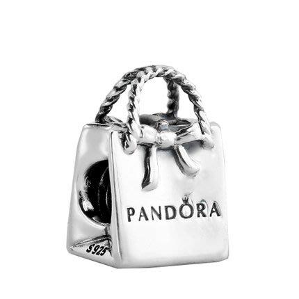 【金永珍珠寶鐘錶】實體店面*PANDORA潘朵拉 保證原廠真品 潘朵拉紙袋 791184 秒殺現貨*