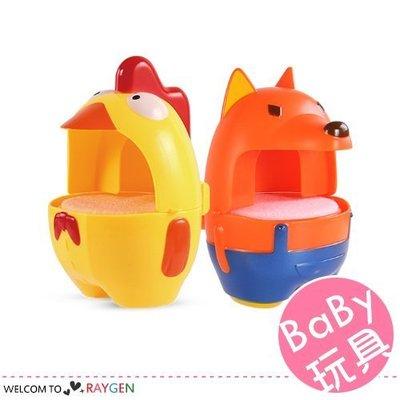 八號倉庫 卡通狐狸小雞吹泡泡機 洗澡玩具【3D220M316】