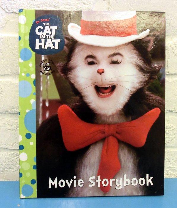 *【兒童英語繪本】*小pen~Dr. Seuss' The Cat in the Hat ~~電影版